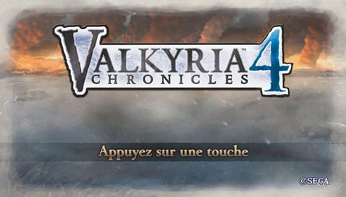 [TEST – PS4 ] – Valkyria Chronicle 4 – Qu'en est-il de ce quatrième opus?