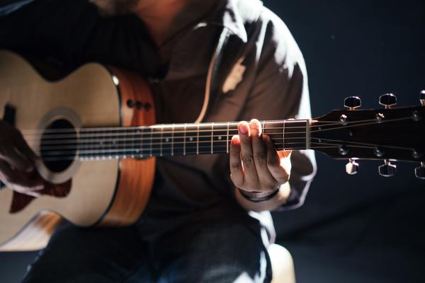 Vid'écouverte – 01 – Entre marteau et guitare