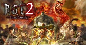 [TEST – PS4] – A.o.T  2 : Final Battle – Découpons des titans !
