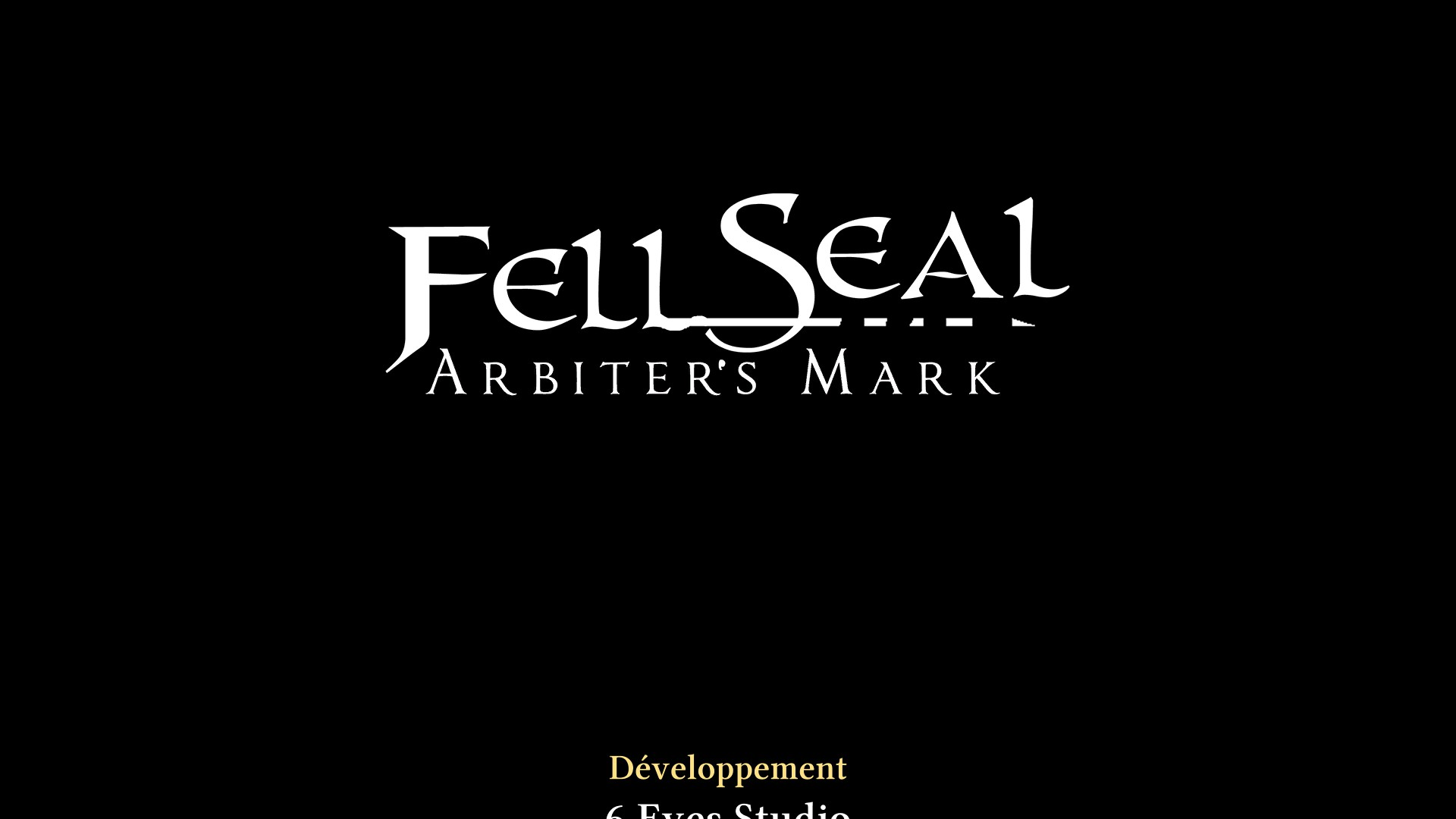 [TEST – PC] Fell Seal : Arbiter Marks