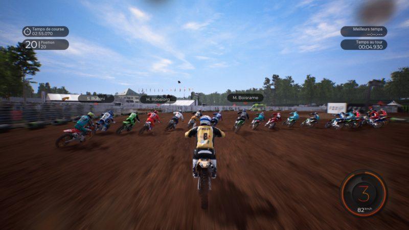 [TEST – PC ] – MXGP 2020 – Un jeu qui s'embourbe ?