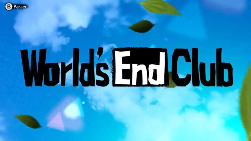 [TEST – SWITCH ] – World's End Club – Une histoire enfantine ?