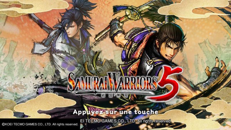 [TEST – SWITCH ] – Samuraï Warriors 5 – La jeunesse d'Oda Nobunaga !